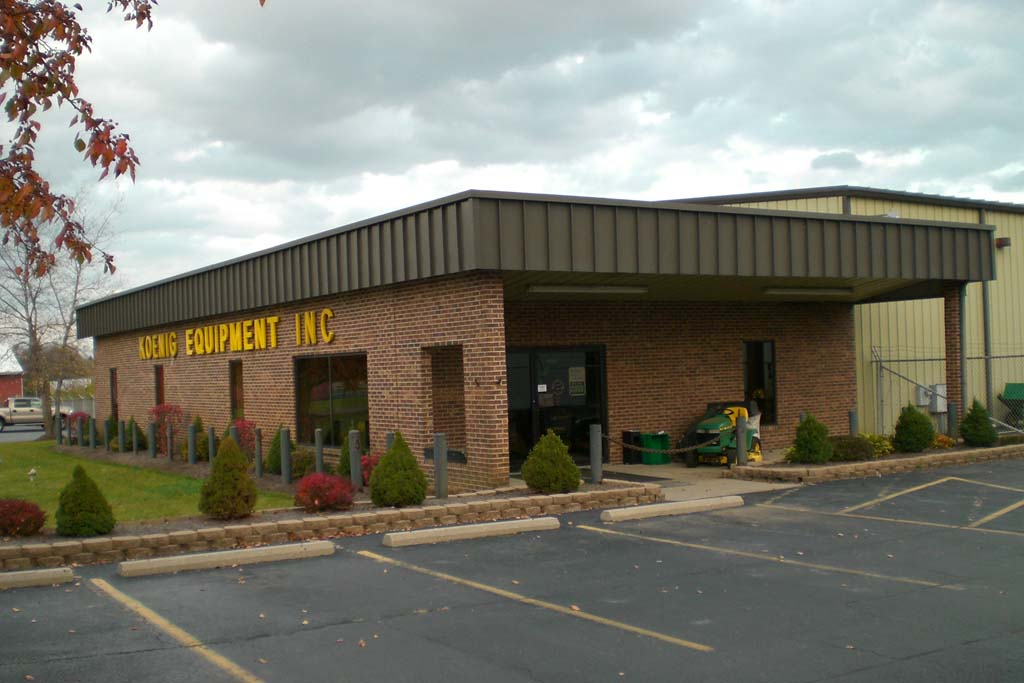 John Deere Dealer in Germantown, Ohio - Storefront