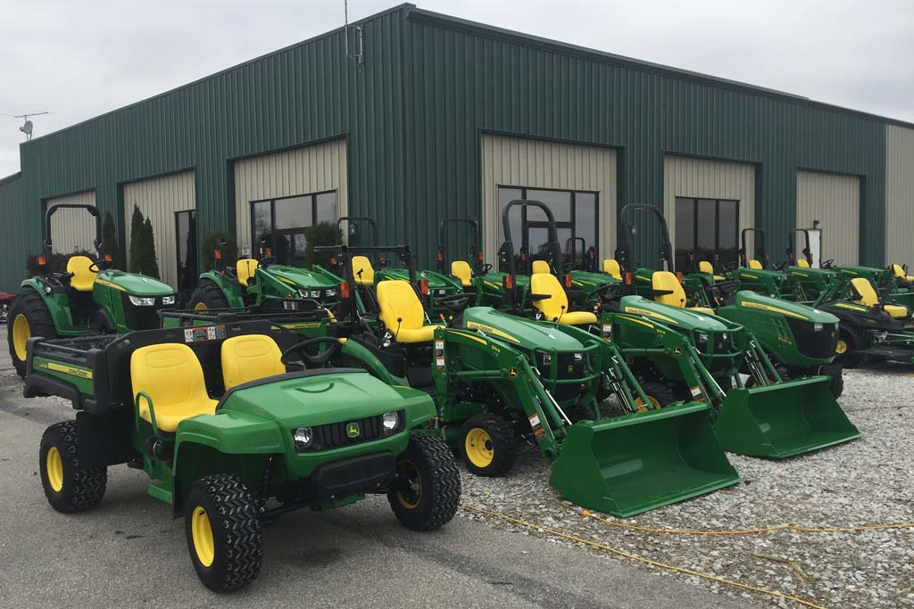John Deere Dealer in Greensburg, Indiana - Storefront