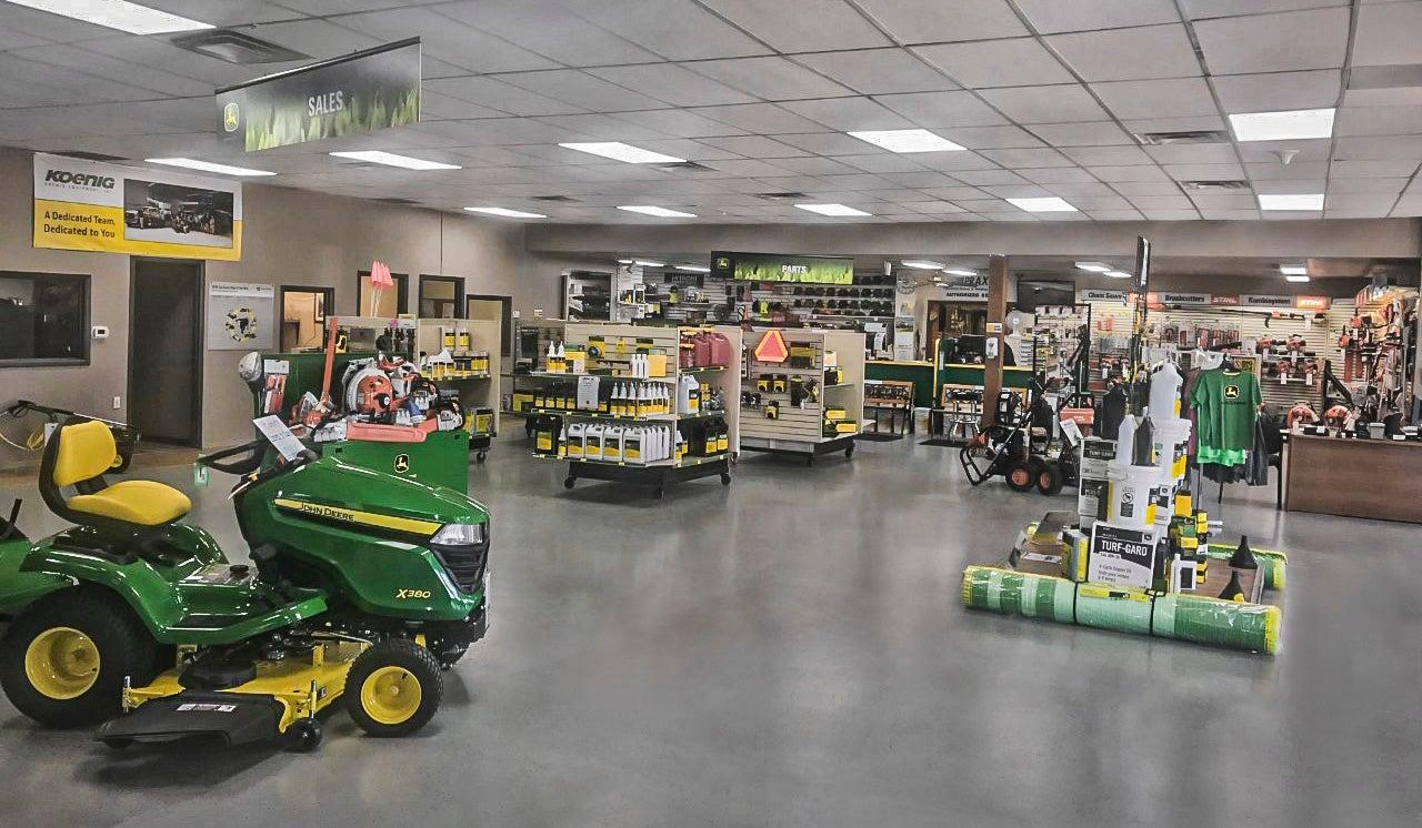 John Deere Dealer in Greenfield, Indiana - Store