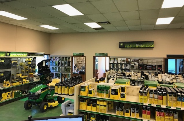 Koenig Equipment - Rushville Showroom