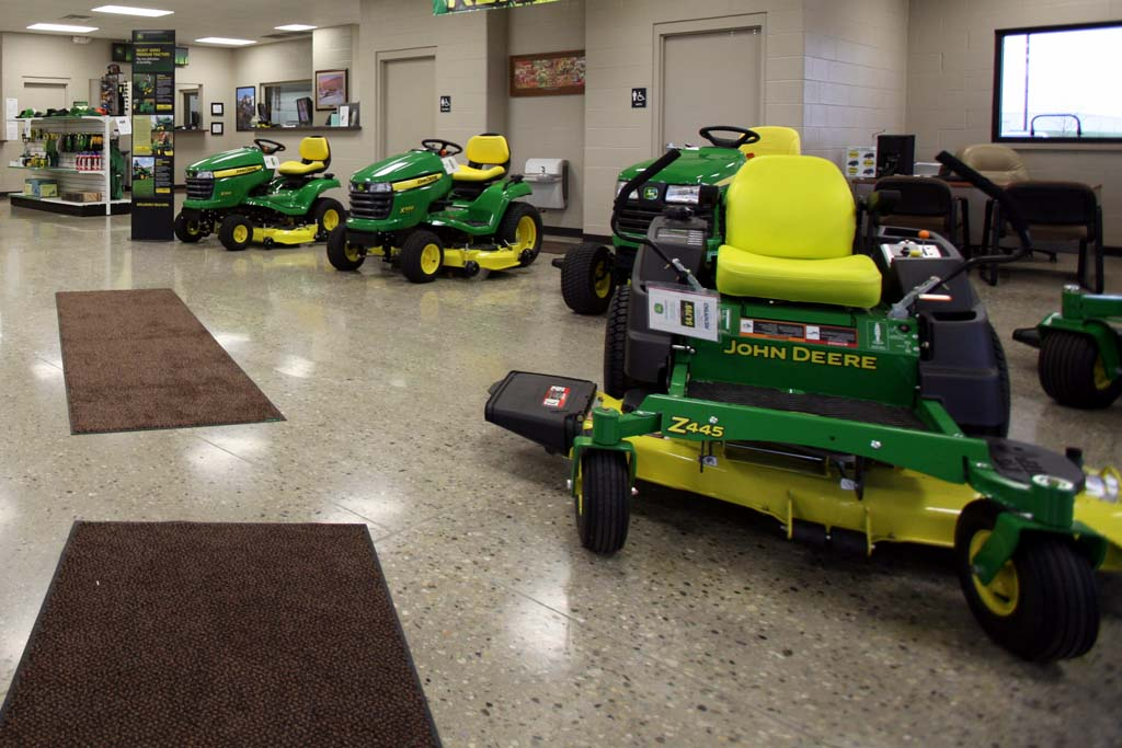 Koenig Tipp City John Deere Showroom
