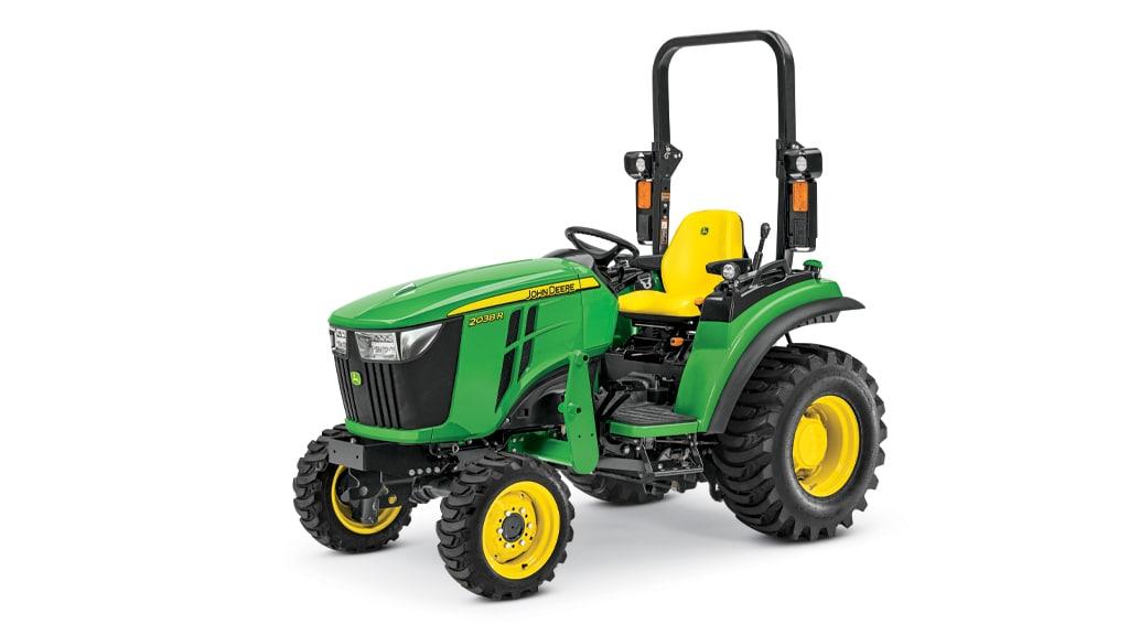 Studio image of 2038R Compact Utility Tractors