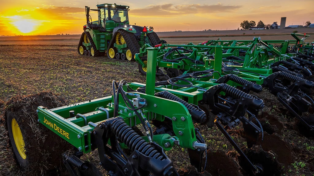 field image of a 2430C nutrient applicator