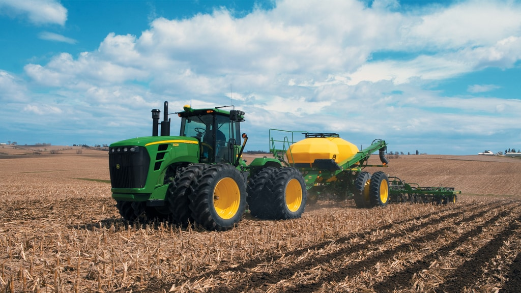 Field image of the 2510S Residue Applicator