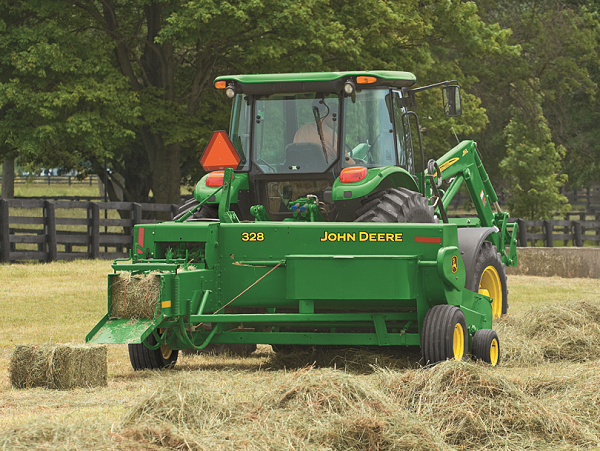 Small Square Balers | Koenig Equipment