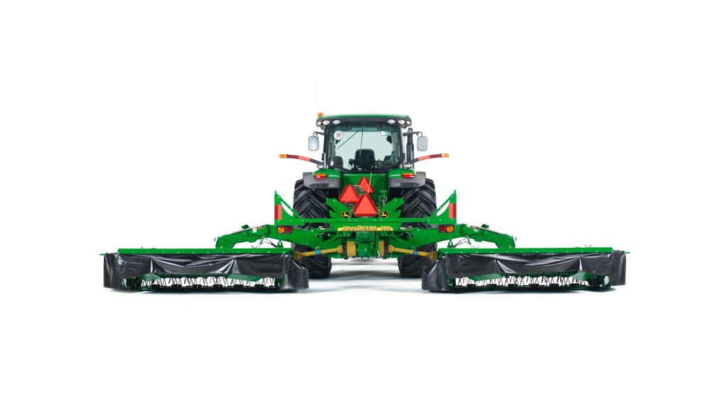 Studio image of 388 Rear Mount Mower Conditioner