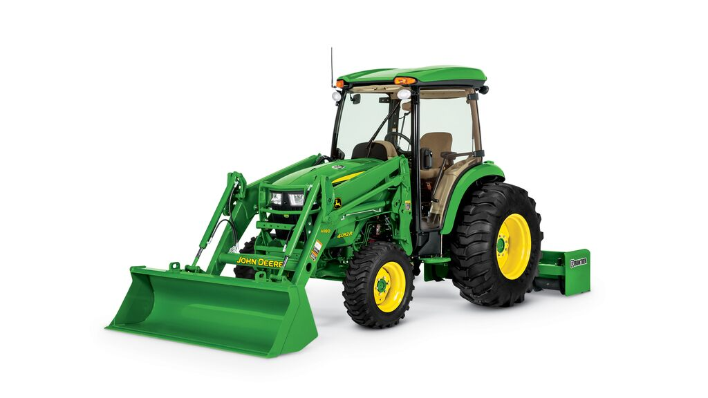 Studio image of 4052r compact utility tractors