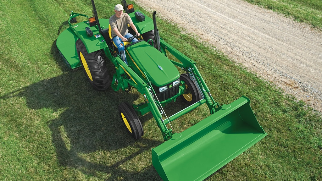 Field image of a 512 Loader