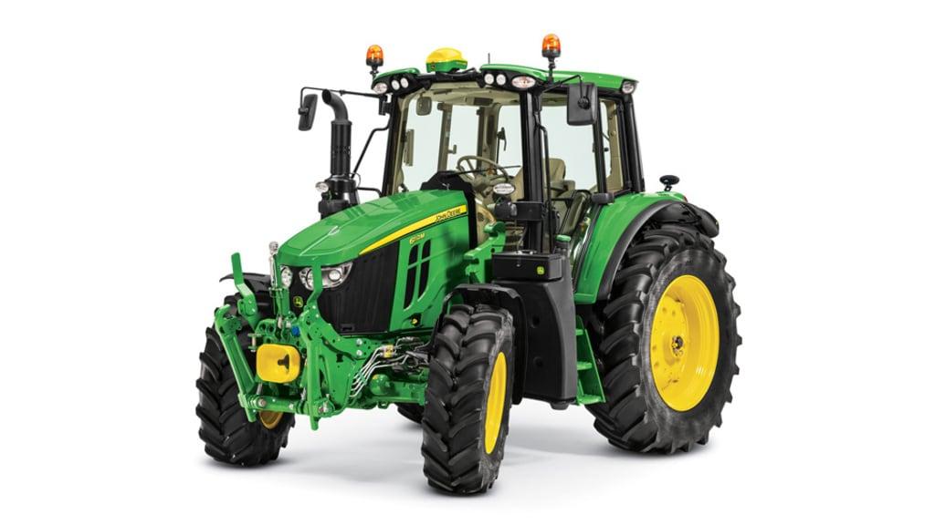 Studio image of 6110M Utility Tractor