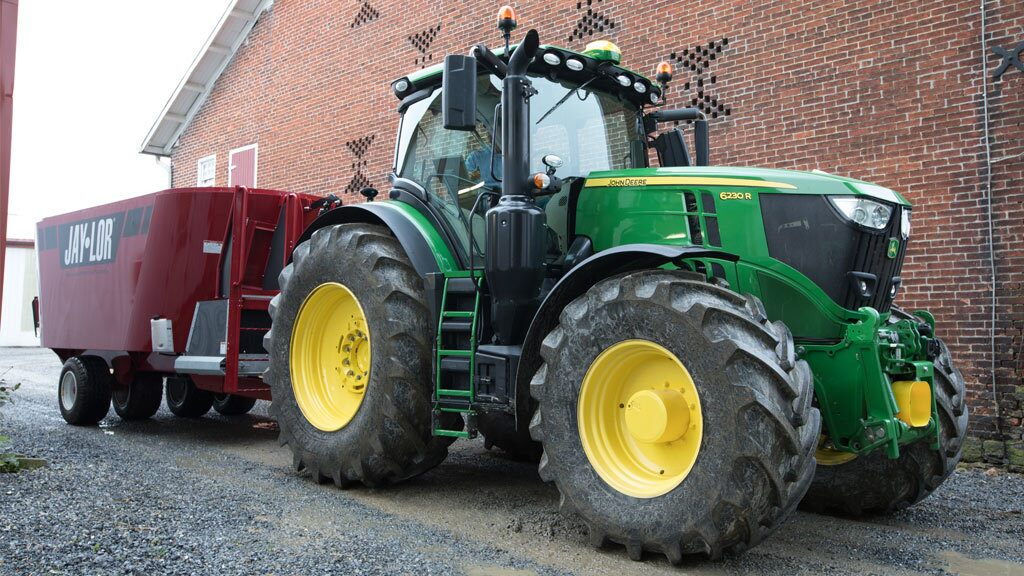 image of 6230R Utility Tractor