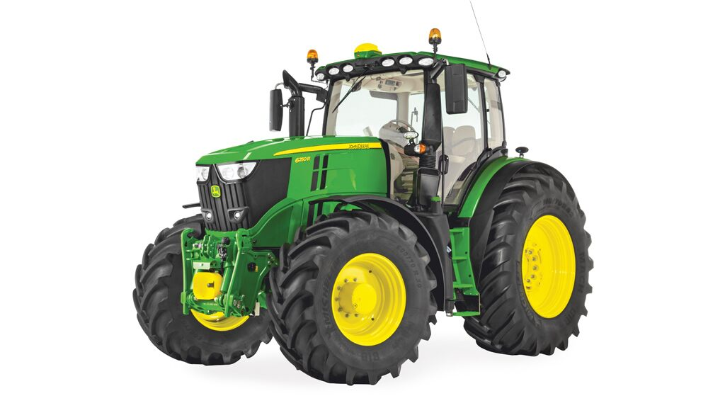 image of a 6250R Utility Tractor