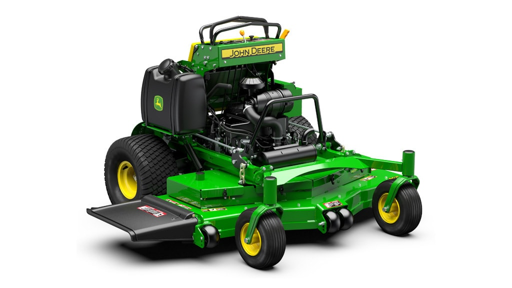 Studio image of 661R QuitTrak Stand-On Mower