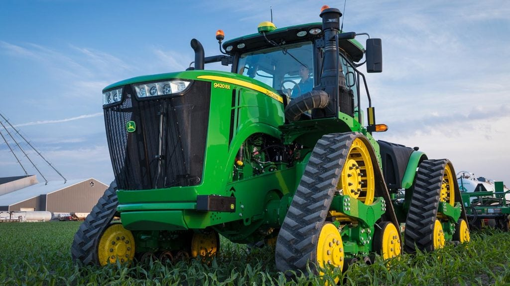 Field image of 9420RX 4WD Track Tractor