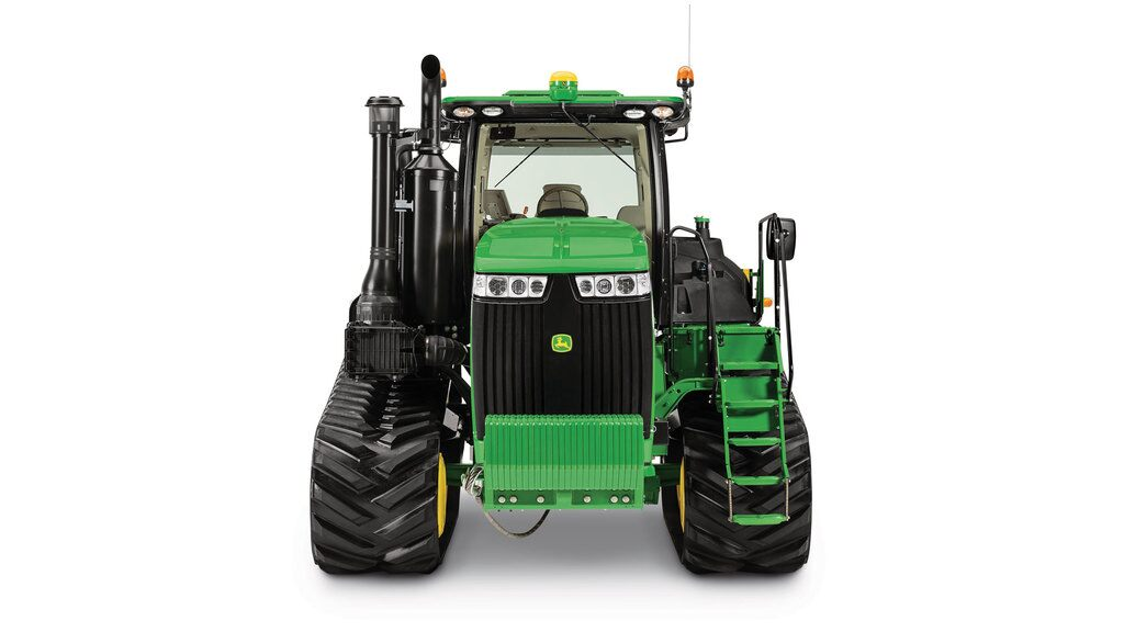 Studio image of 9470RT 4wd Tractor