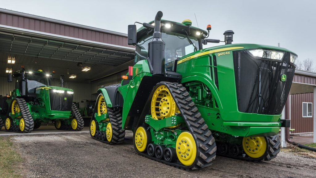 Field image of 9470RX 4WD Track Tractor