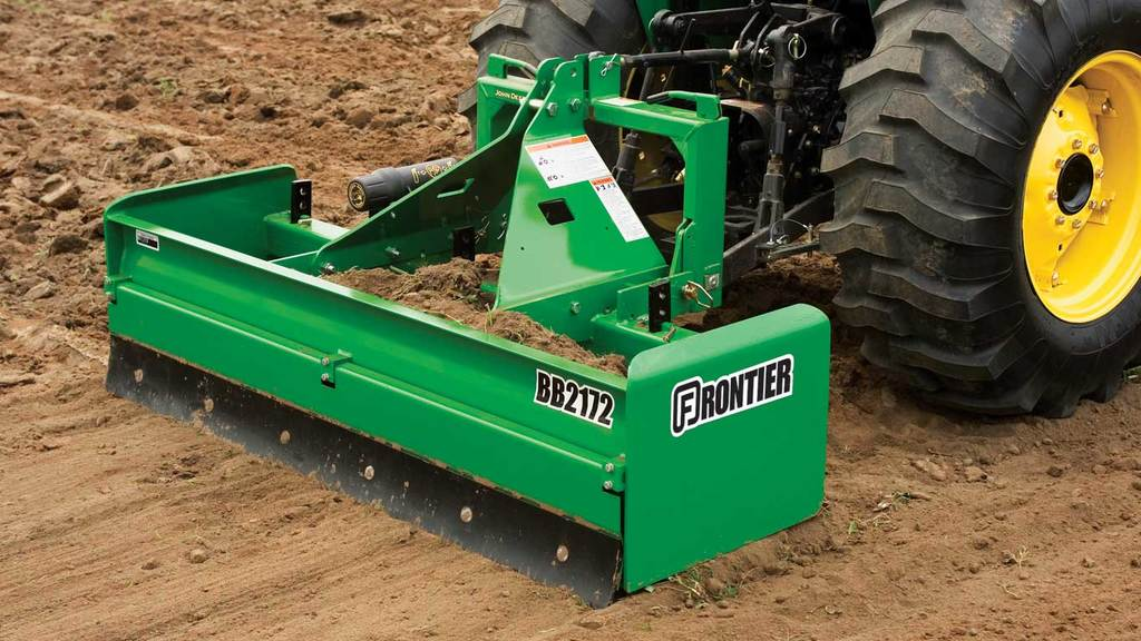 Field image of Frontier BB21 Series Box Blades