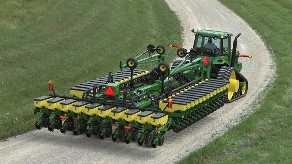 Field image of DB60T Planter