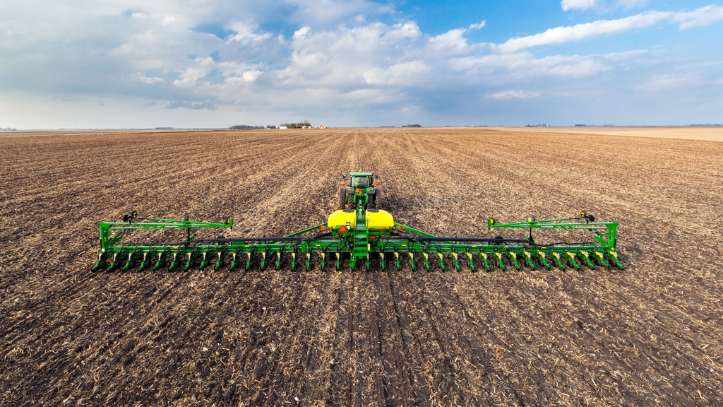 Field image of DB90 36Row30 Planter