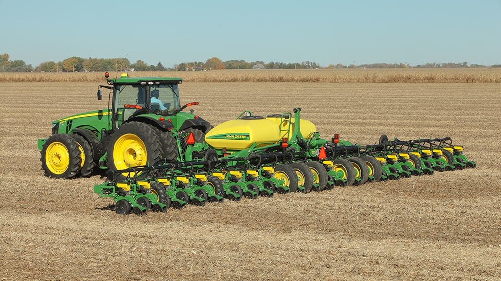 Field image of DR24 Planter