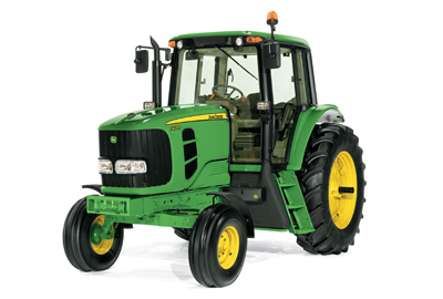 7030 Small Frame Series on john deere 7230 tractor