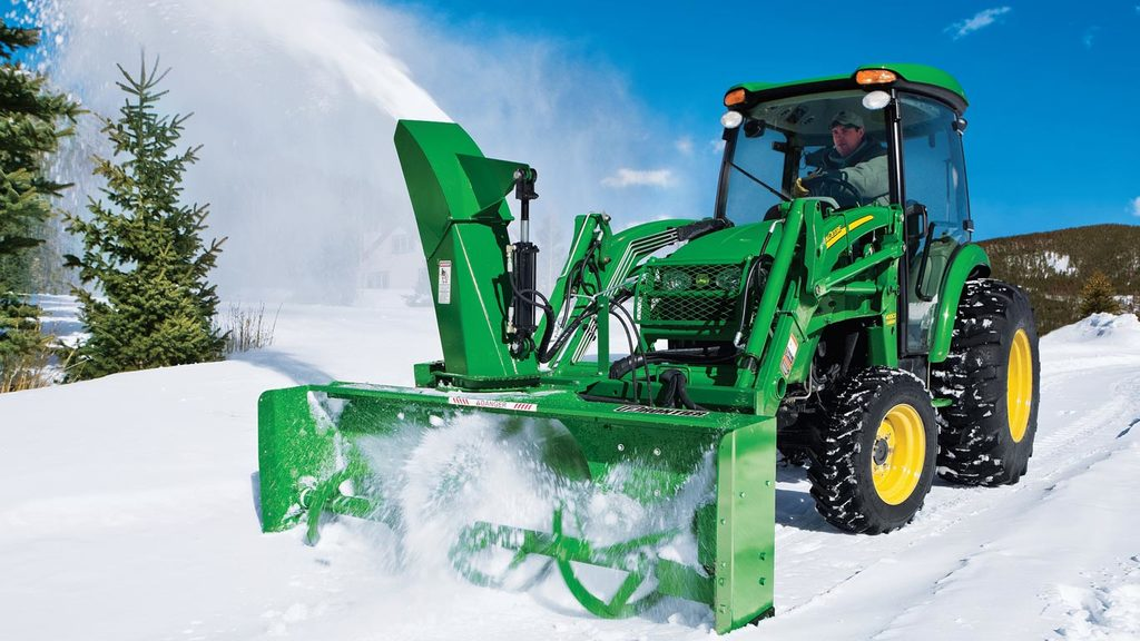 SB 21 Snowblower