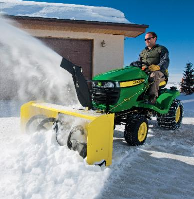 Select Series 44 inch Snow Blower