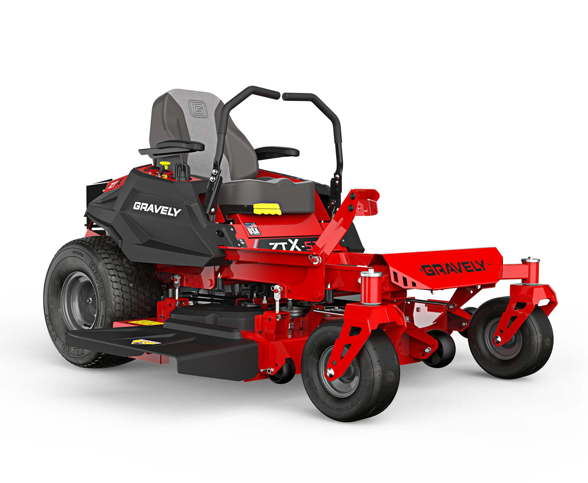Gravely ZT X Zero-Turn Mower