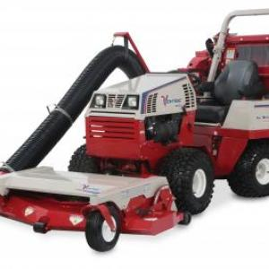 Ventrac RV602 Vacuum Collection System