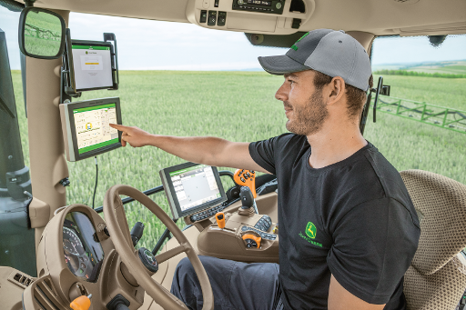 Precision Agriculture Solutions at Koenig